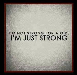 strongforgirl